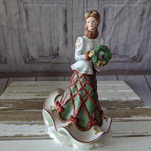 Lenox Kimberley 2003 Christmas princess porcelain